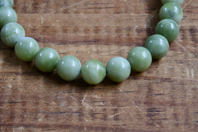 Chinese Jade Bracelet (8mm)
