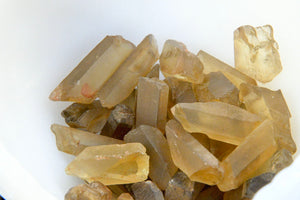 Natural Congo Citrine (Raw)