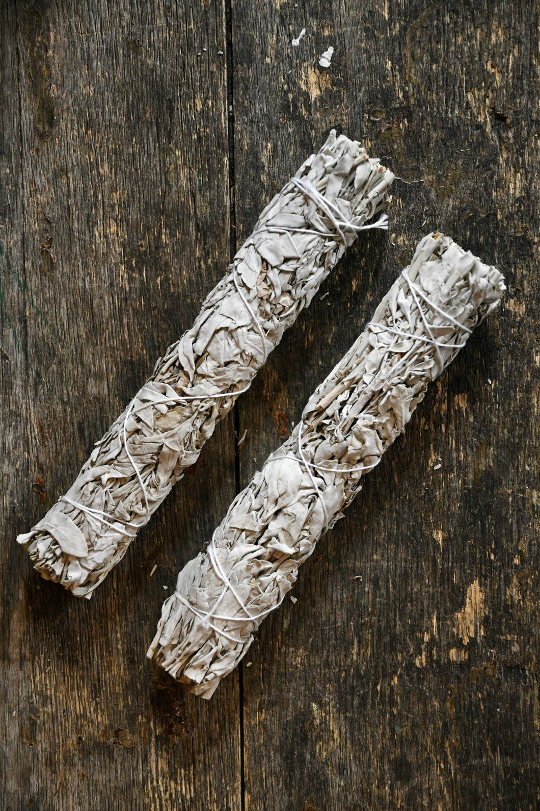 Large White Sage Smudge Sticks (Set of 2)