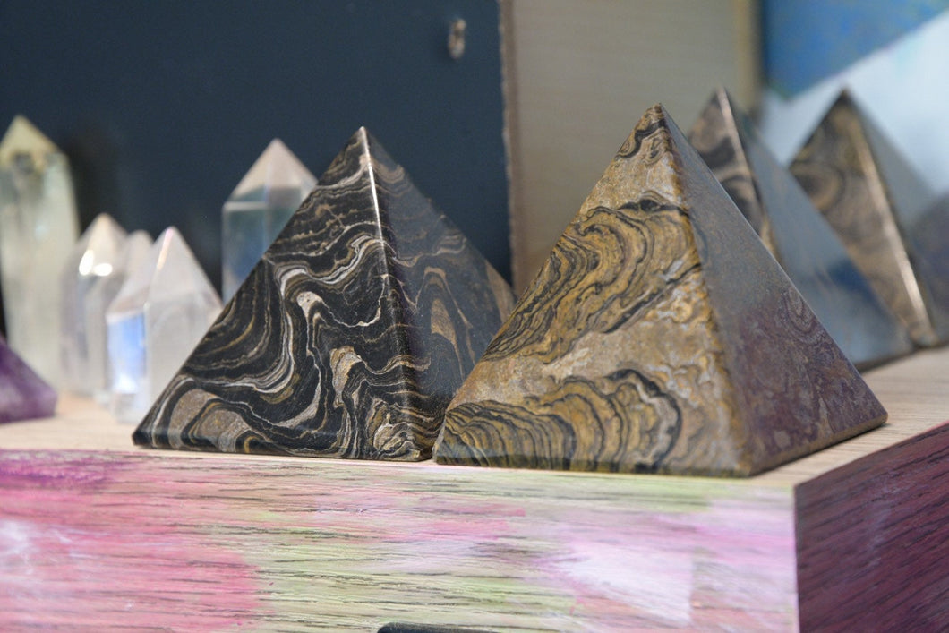 Stromatolite Pyramid - The World's OLDEST Fossil!