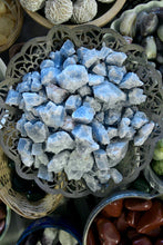 Blue Calcite (Raw)
