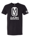 Grand Tee Black - Dark Mountain