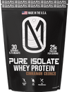 100% Pure Isolate Whey Protein Cinnamon Crunch