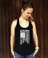 Ladies Patriot Tank - Dark Mountain
