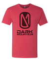 Vintage Red Grand Tee - Dark Mountain