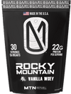 Rocky Mountain Whey Protein - Dark Mountain