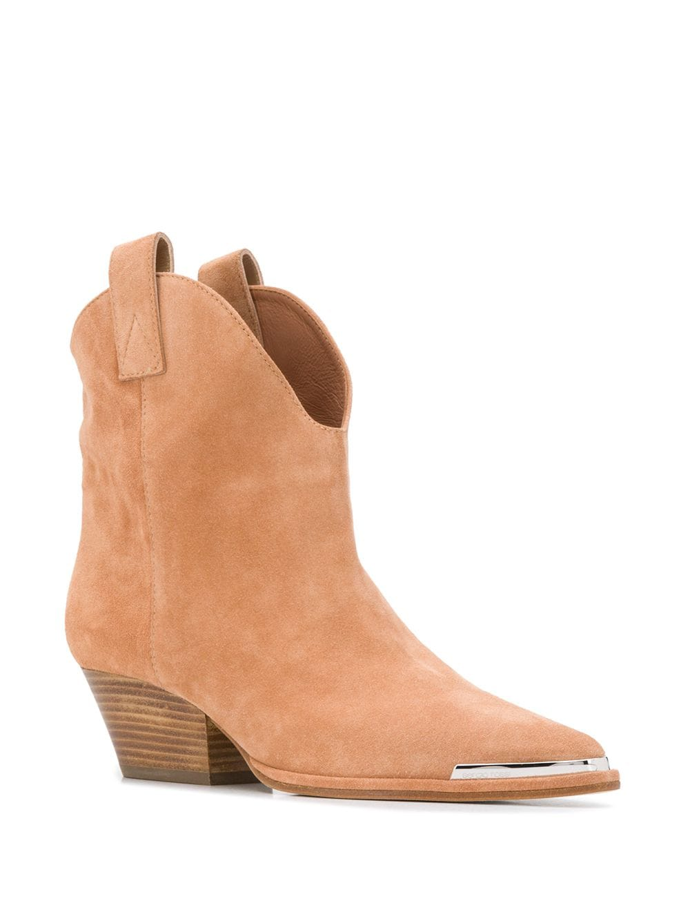 Carla Western Ankle Boots