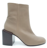 Xoel olive ankle Boots