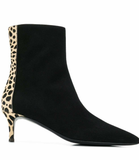 Formal 50 TR High Heeled Ankle Boots