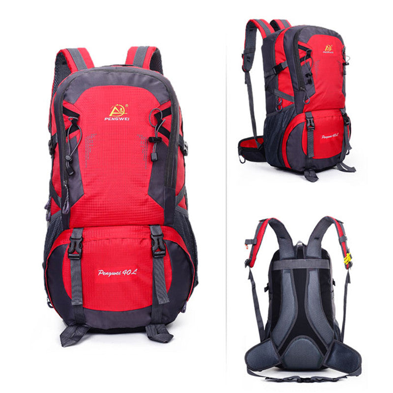 Outdoor Sport Travel Mountain Hiking Backpack