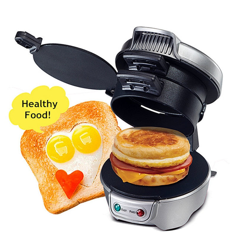 2019 New Cooking Tools Breakfast Sandwich Maker in 5 Minutes!