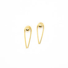 The Radiant Studs Gold