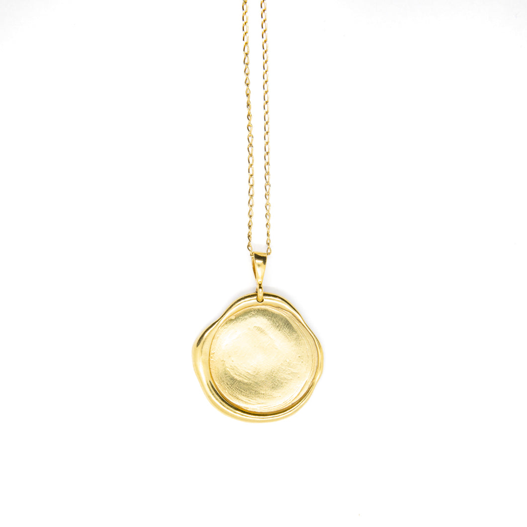 No.2 Necklace Gold