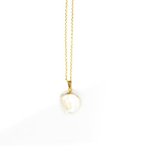 The Blossom Necklace Gold