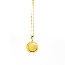 No.4 Necklace Gold