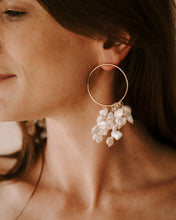 The Bloom Earrings Gold