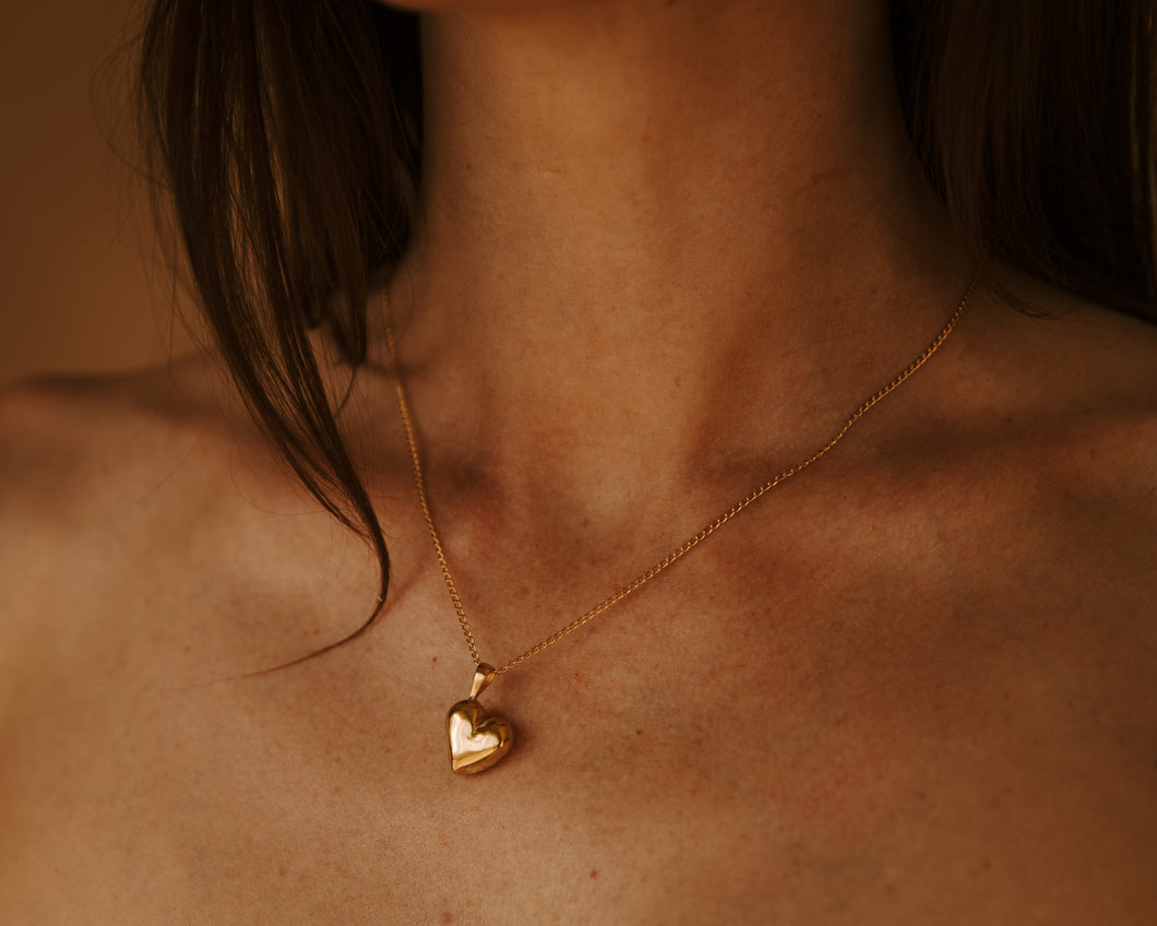 The Love Necklace Gold