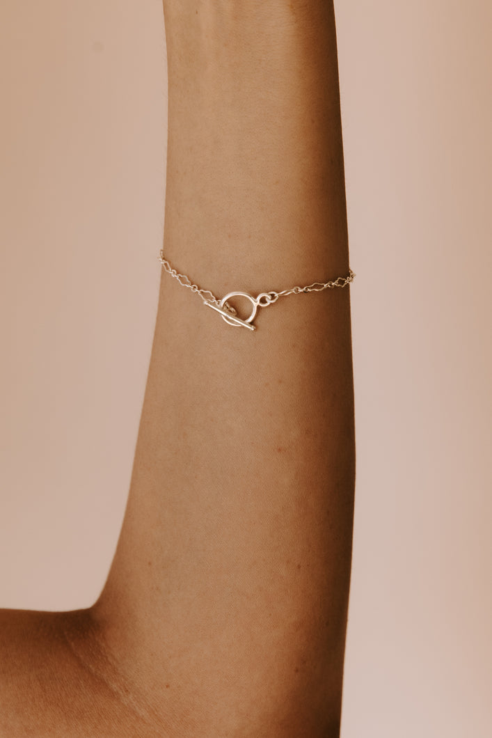 The Matilda Bracelet Silver