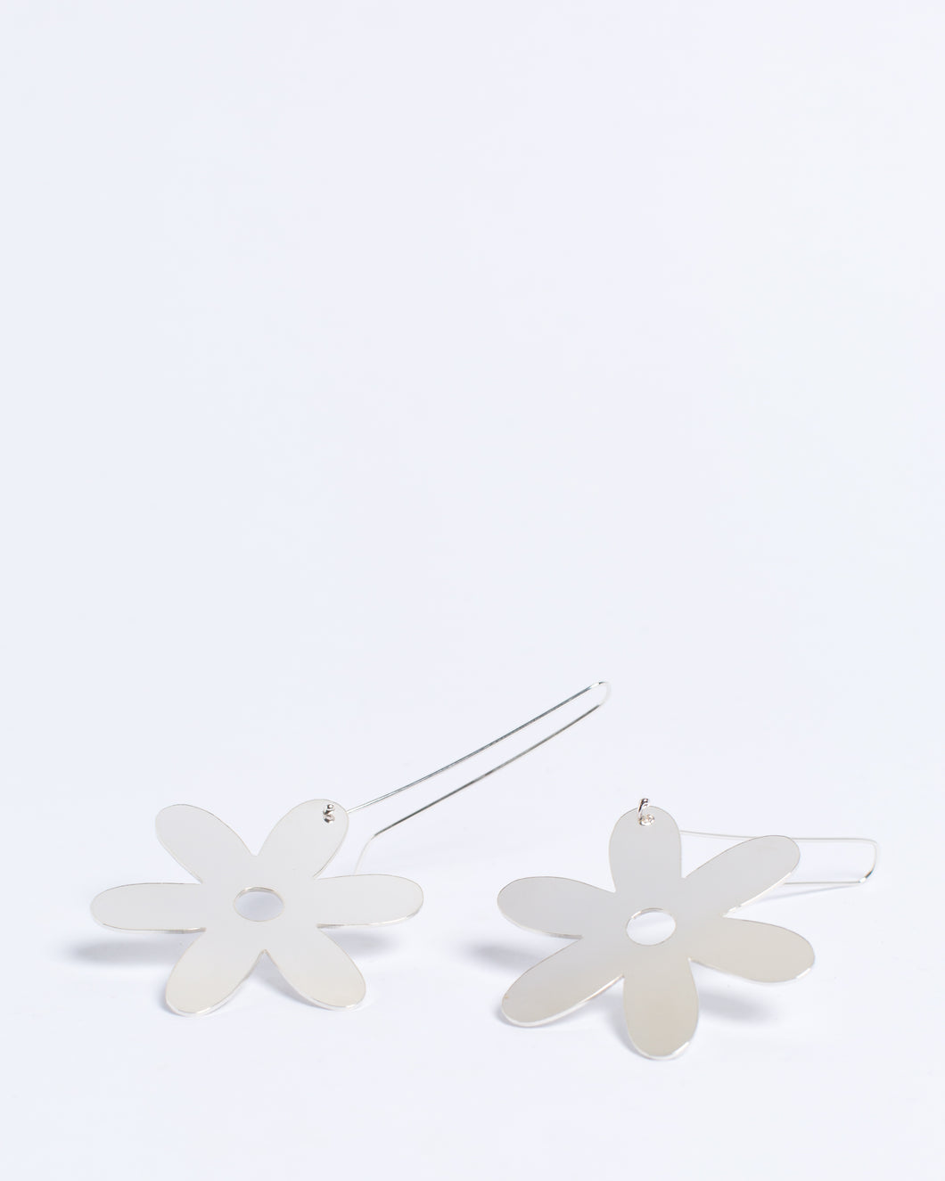 The Flower Drop Earrings