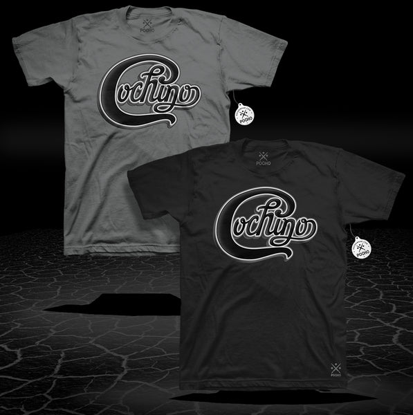 "NEW RELEASE ""COCHINO TEE"""