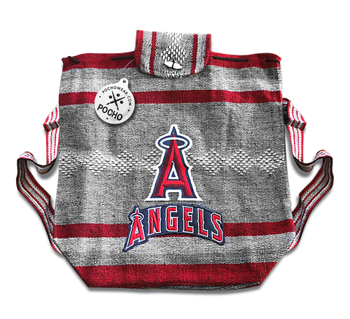 Los angeles Angel Anaheim Backpack - Reusable Goodie Bag
