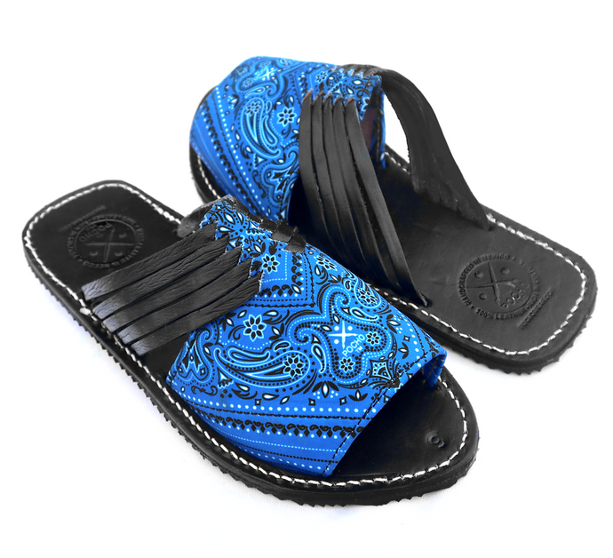 dodger blue, dodger sandal. los angeles dodgers, dodger fan gear