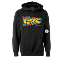 Brown To The Future Hoodie