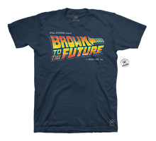 Brown To The Future Tee