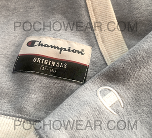 Campeon Champion Sueded Fleece Pullover Hoodie