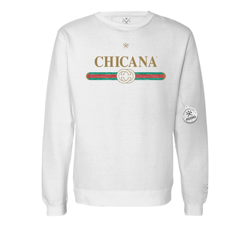 Chicana Ditto Crewneck Sweatshirt