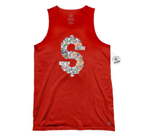 Currency Exchange Tank Top