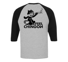 Feel Chingon OG 3/4 Raglan Tee