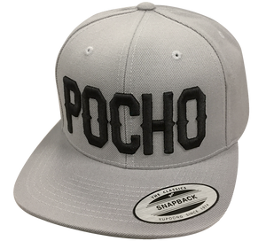 "Pocho ""Black Blocks"" Hat"