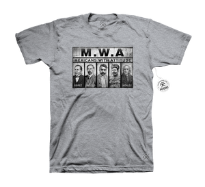 MWA Mexican With Attitude Tee