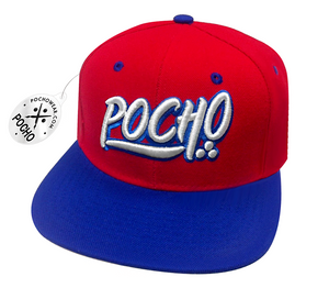 "Pocho ""Mi Vida Loca"" Freedom Color Hat"