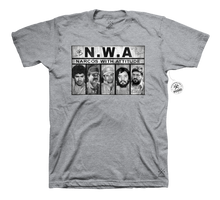 NWA Narcos With Attitude Tee