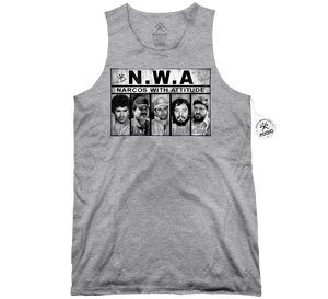 NWA Narcos With Attitude - Tank Top