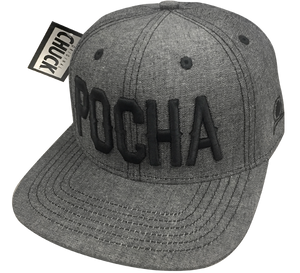 "Pocha ""Black Blocks"" Hat"