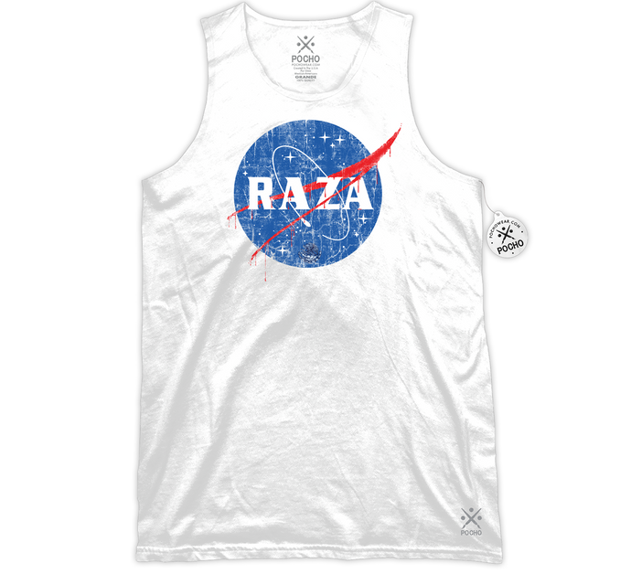RAZA Space Tank Top