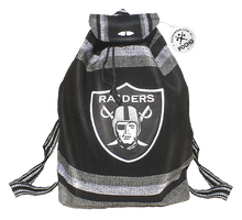 Raiders Backpack - Reusable Goodie Bag