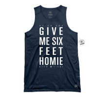 Six Feet Tank Top