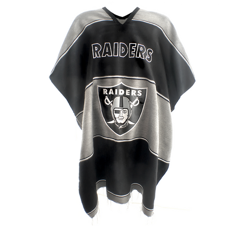 The Nation - Raider Gaban - Blanket - Poncho - Sarape - Pancho