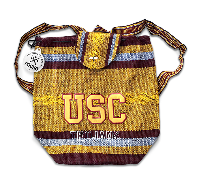 USC Trojans Backpack - Reusable Goodie Bag
