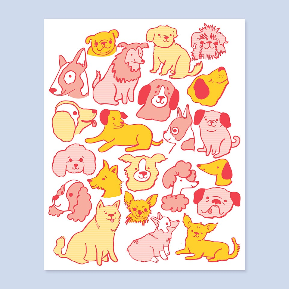 Love Card | Love and Dogs