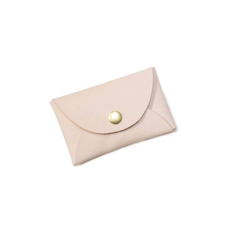 Wallet | Cream Mini Wallet
