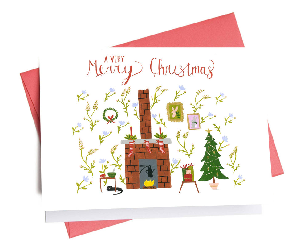 Holiday Card | A Very Merry Christmas