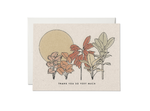 Thank You Card | Desert Flowers