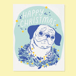 Holiday Card | Pug