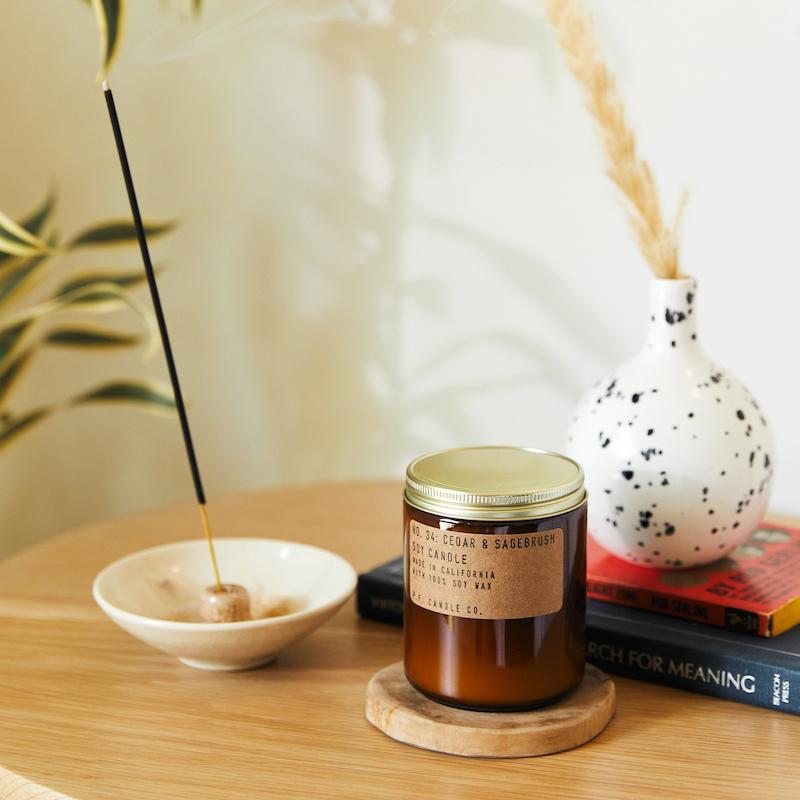 Soy Candle | Cedar and Sagebrush