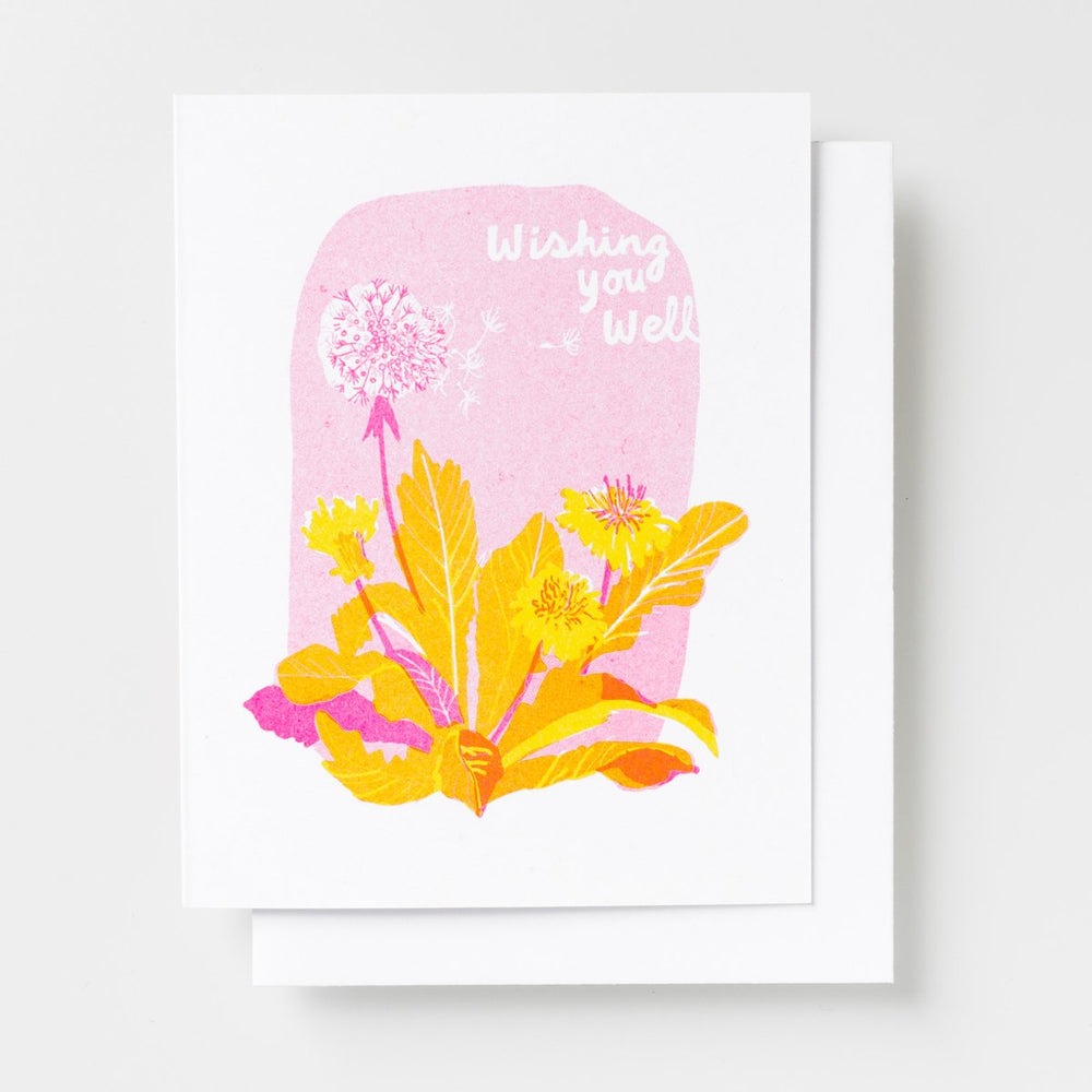 Get Well Card | Wishing You Well
